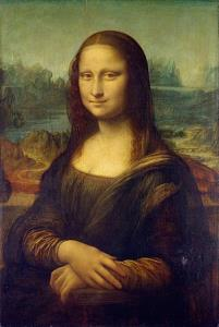 ICE details for Mona Lisa